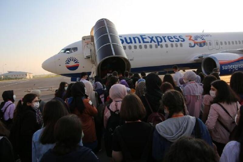 Sivas Belediyesi'nden öğrenciler Çanakkale gezisi