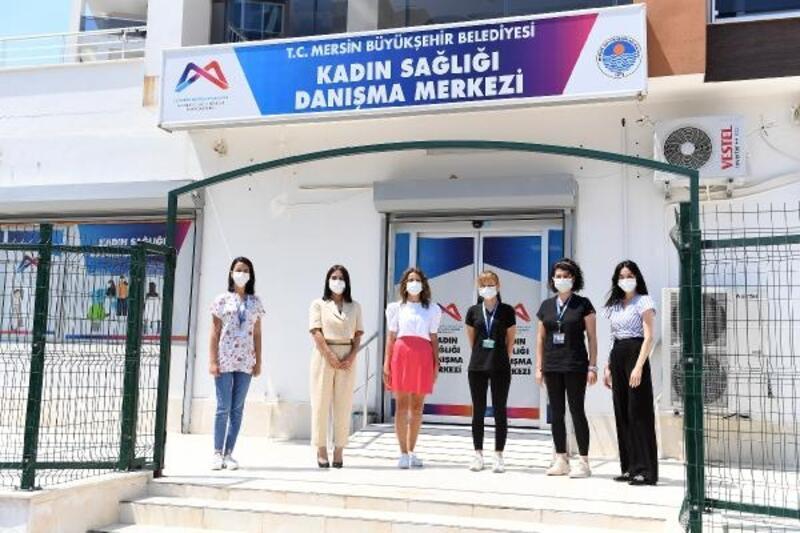 Büyükşehir'in 'Kadın Sağlığı Danışma Merkezi' kadınlar için hizmette