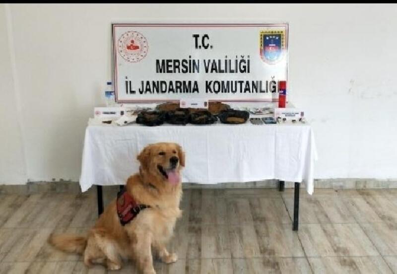 Mersin'de uyuşturucu operasyonu: 3 gözaltı