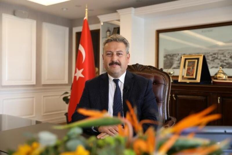 Başkan Palancıoğlu, YKS'ye girecek öğrencilere başarılar diledi