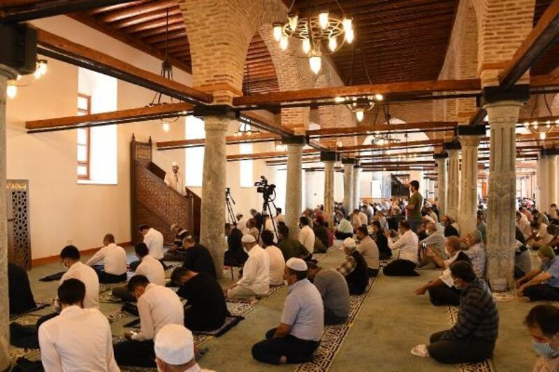 Konya'nın Selçuklu devletinin başkenti oluşunun 924'üncü yılı kutlanıyor