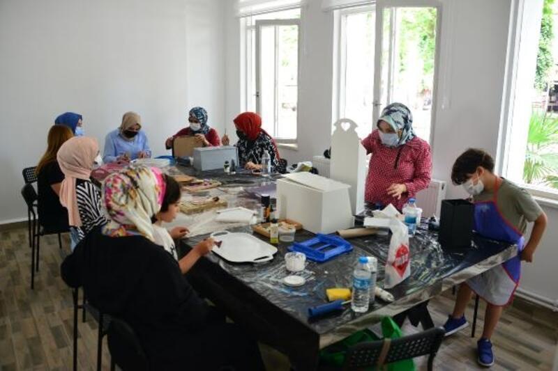 Erbaa Bilim Kültür ve Sanat Merkezi kursları başladı
