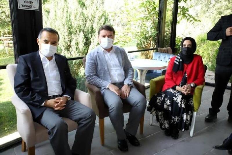 Aksaray'da engelliler için yapılan projeler anlatıldı