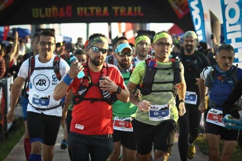 Uludağ Ultra Trail' Bursa'yı zirveye taşıyacak