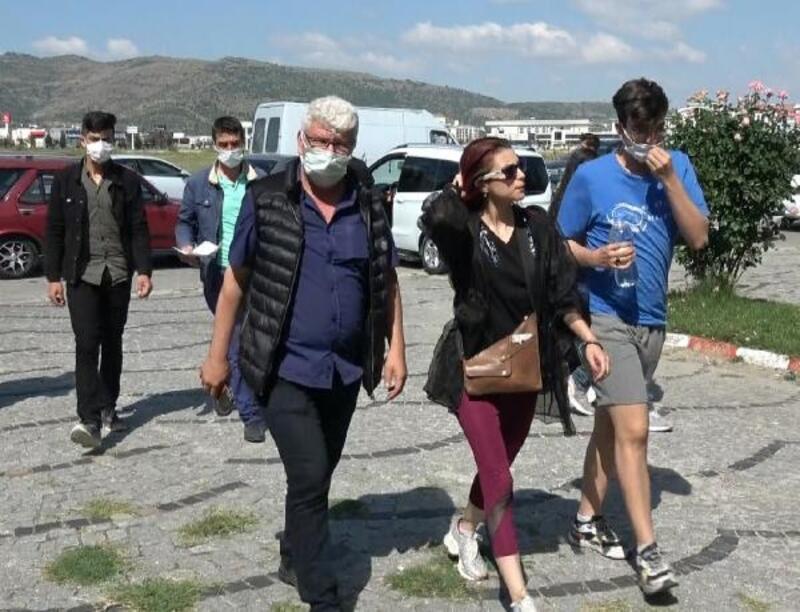 Afyonkarahisar'da YKS heyecanı yaşandı