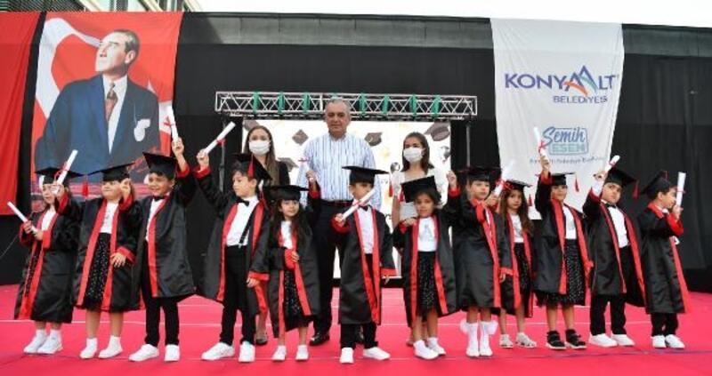 Başkan Esen: Çocuklarımızı geleceğe hazırlıyoruz
