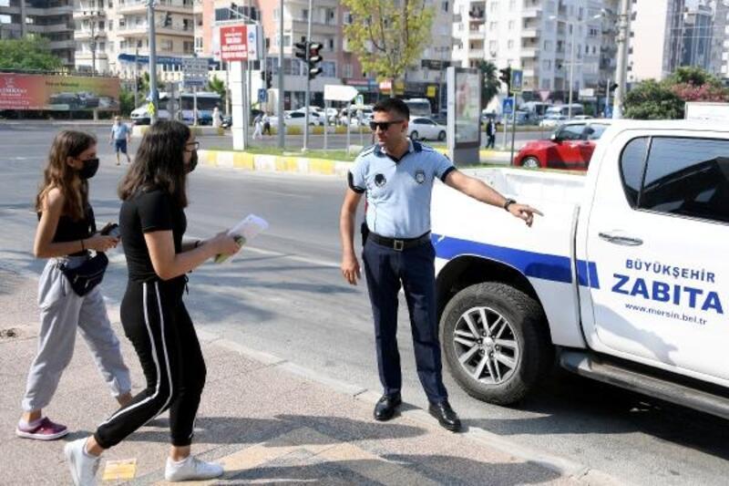 Mersin Büyükşehir, öğrencileri umutlarına yetiştirdi