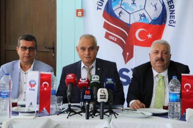 Recep Günay, Bursaspor Divan Kurulu Başkanlığına aday