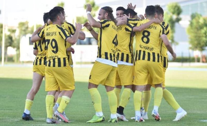Kayseri EMAR Grup FK-Sivas Cumhuriyet Üniversitesi Gençlik Spor Kulübü: 3-1