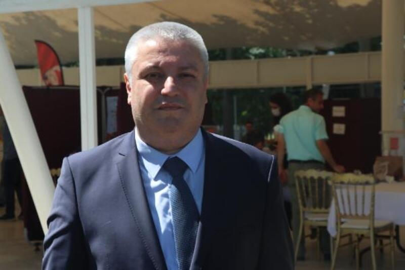 Edirne Barosu'nun yeni başkanı Tacettin Sivrikaya oldu