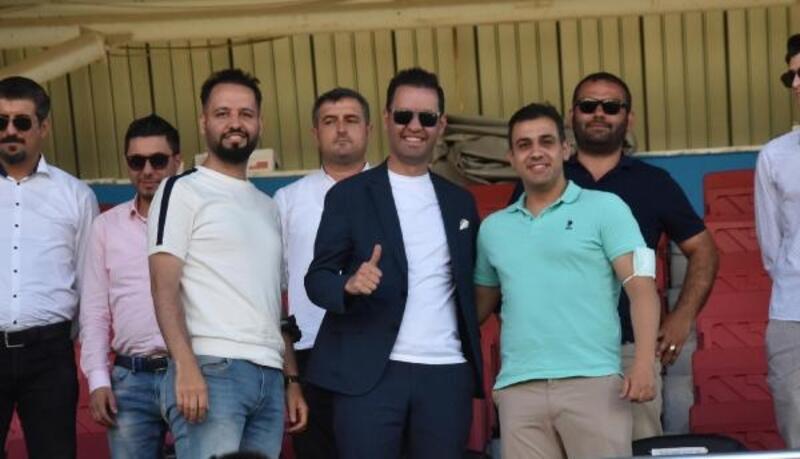 Kayseri EMAR Grup FK'da tur sevinci