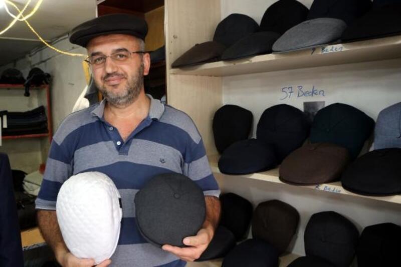 Tokat'ın kasket ustası, çırak bulamamaktan yakınıyor