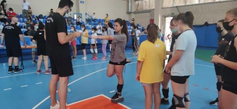 Nilüfer Belediyespor yeni yetenekler arıyor