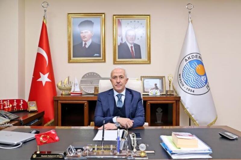Başkanı Gültak; Bahçe ve Barış için dönüşüm 30 Temmuz'da başlıyor