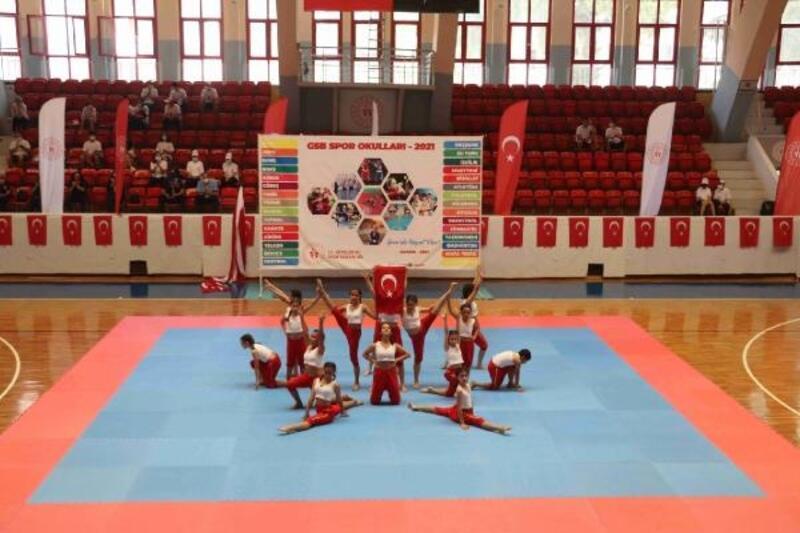 GSB Spor Okulları açıldı