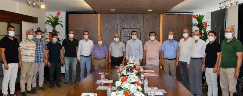 Cinkaya, OSB başkanlığını Güngör'e bıraktı