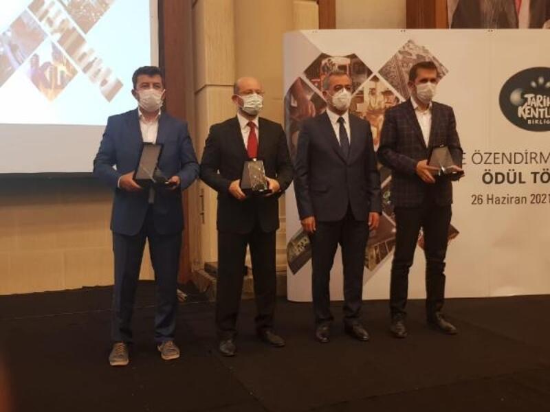 Müze özendirme yarışmasında Niksar Belediyesi'ne ödül