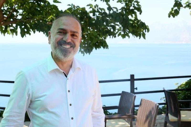 BAİB'de Ümit Mirza Çavuşoğlu adaylığını açıkladı