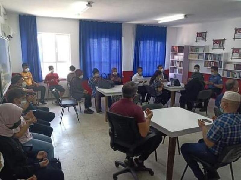 Karaisalı'da Gara şehitleri adına kütüphane