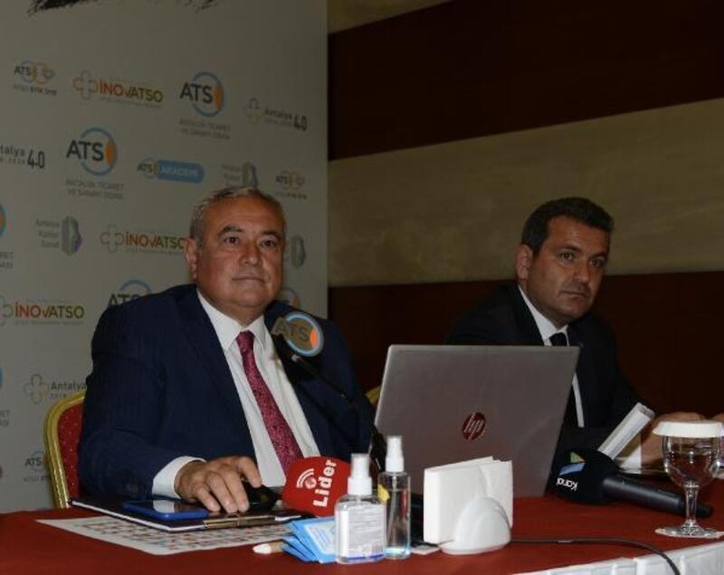 ATSO Başkanı Çetin: Antalya ekonomisi için pandemi bitmedi