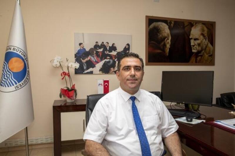 Mersin Büyükşehir'in KPSS desteği devam ediyor