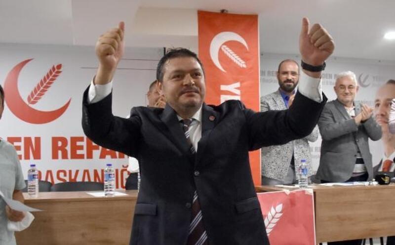 YRP İl Başkanı Narin: Kayseri'yi zirveye taşıyacağız