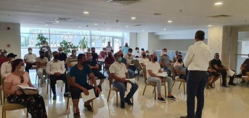 Kepez'in istihdam buluşmaları iş kapılarını aralıyor