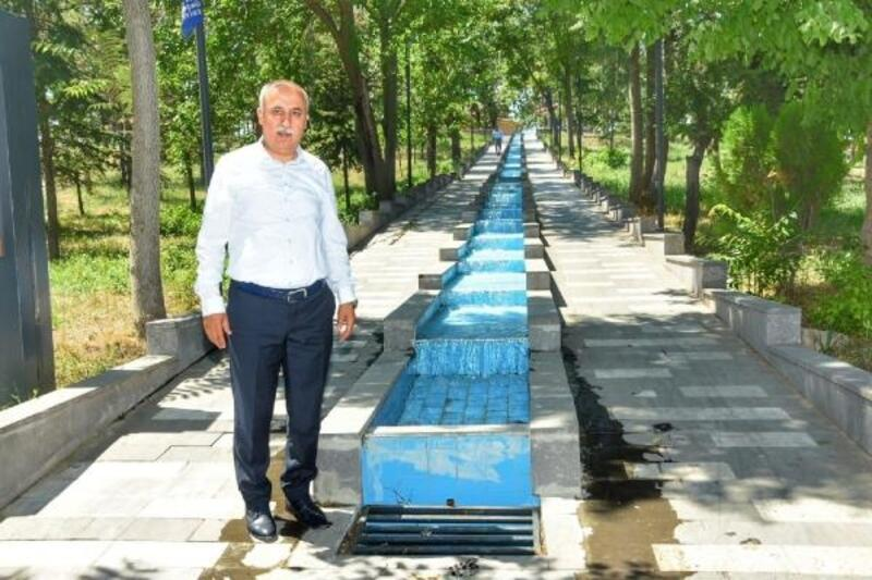 Yenişehir'de tarihi park, cemiyetlere açılıyor