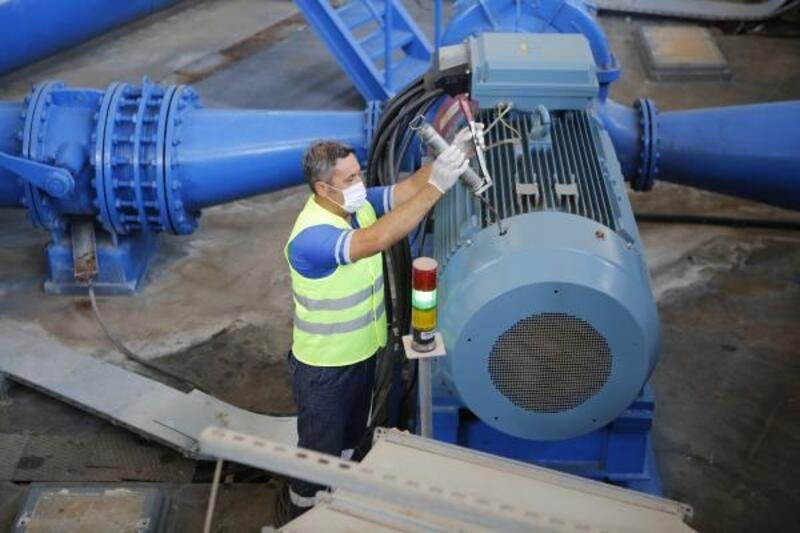 ASAT'ın elektromekanik atölyesi genişliyor