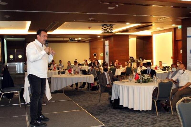 AB proje kampı ve dış ilişkiler çalıştayı, Çorlu'da düzenlendi