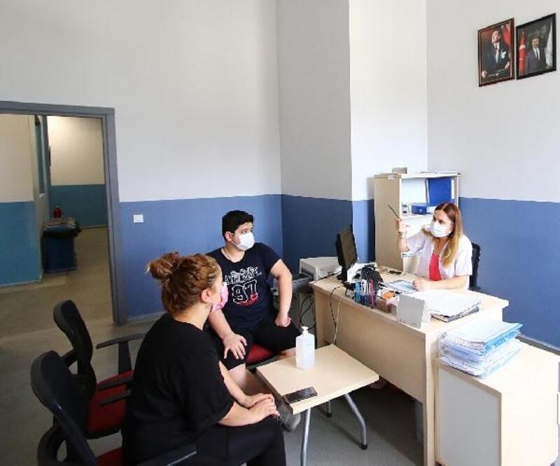 Sosyal etkinlik merkezi öğrencilerine tercih desteği