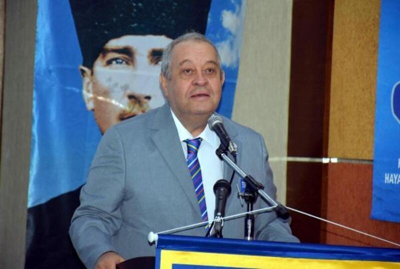 Rotaryanlerden 'değişim' sözü