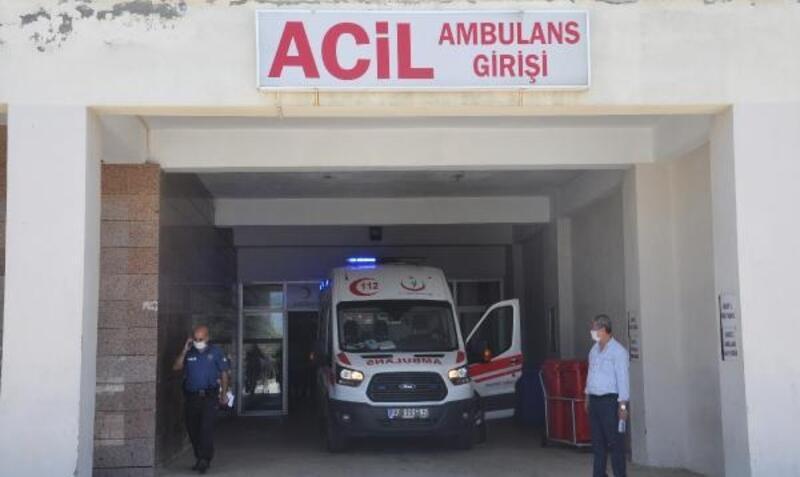İslahiye'de otomobil ile motosiklet çarpıştı:1 yaralı