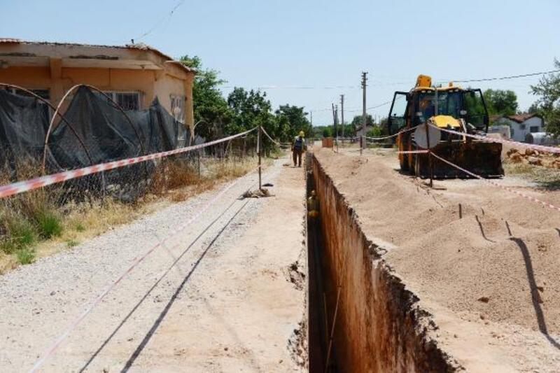 Kepez Kanalizasyon Projesi yarılandı