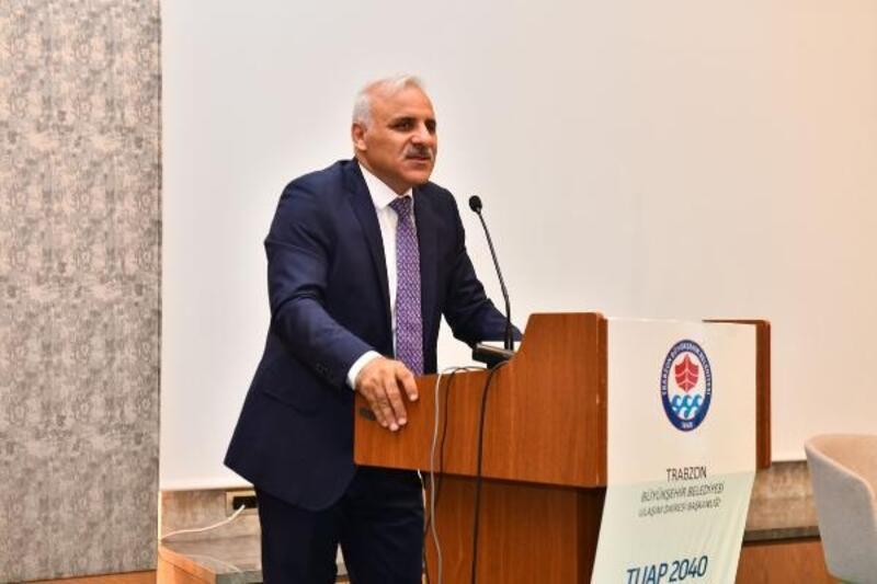 Trabzon'da Güney Çevre yolunun ilk etabı ihale edildi
