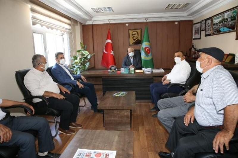 Başkan Eroğlu: Tarım, bu şehrin ana damarlarından biridir