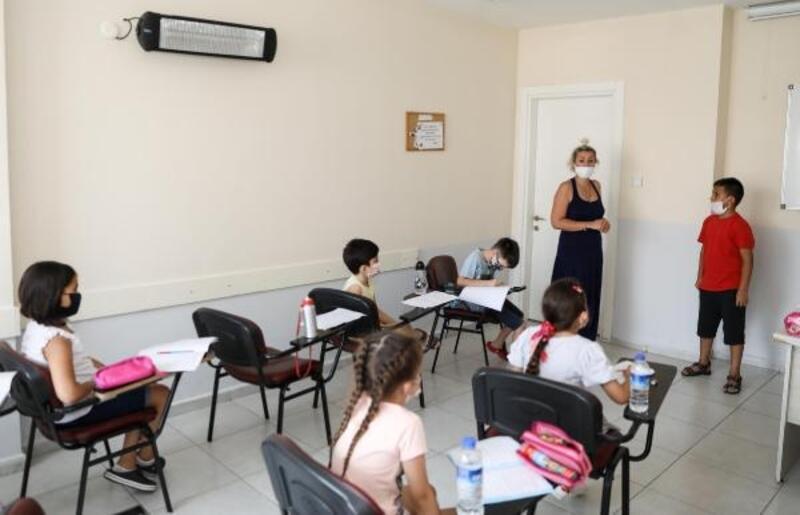 Bucalı miniklere yaz İngilizcesi kursu