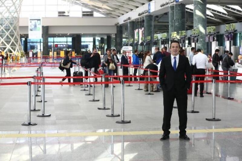 Yurt dışından İzmir'e uçuşlar artıyor