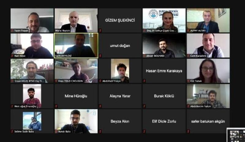 Genç Ticaret Elçileri projesinin bilgilendirme toplantısı yapıldı