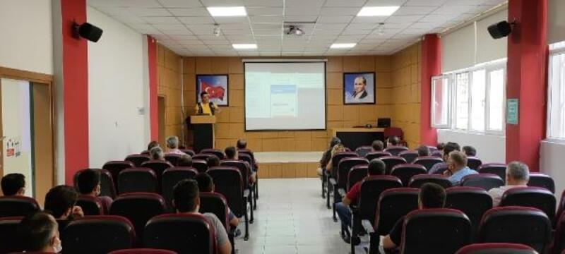 Mersin'de 'Siber Güvenlik Farkındalık Semineri' düzenlendi