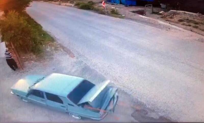 Jandarma 80 saatlik güvenlik kamerasını izledi, hırsızlık şüphelisi yakalandı