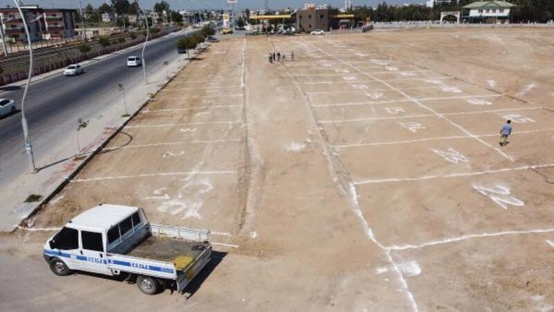 Tarsus'ta kurbanlık satış yerleri açıklandı
