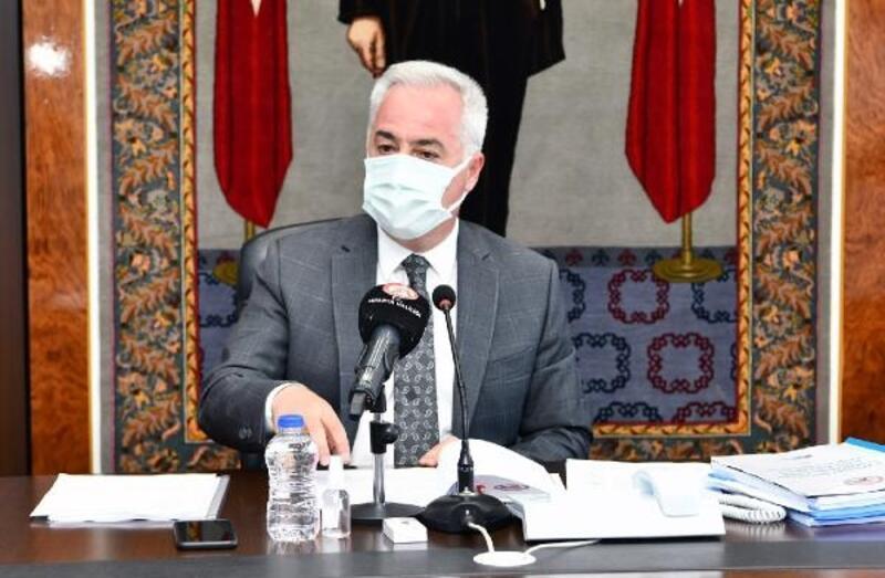 Isparta'da koronavirüsten 300 kişi hayatını kaybetti
