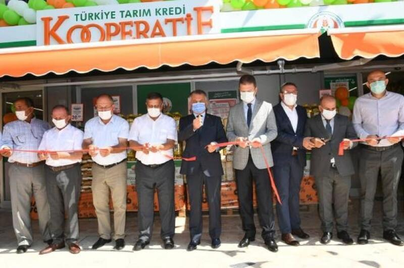 Antalya'da ilk TKKM açıldı