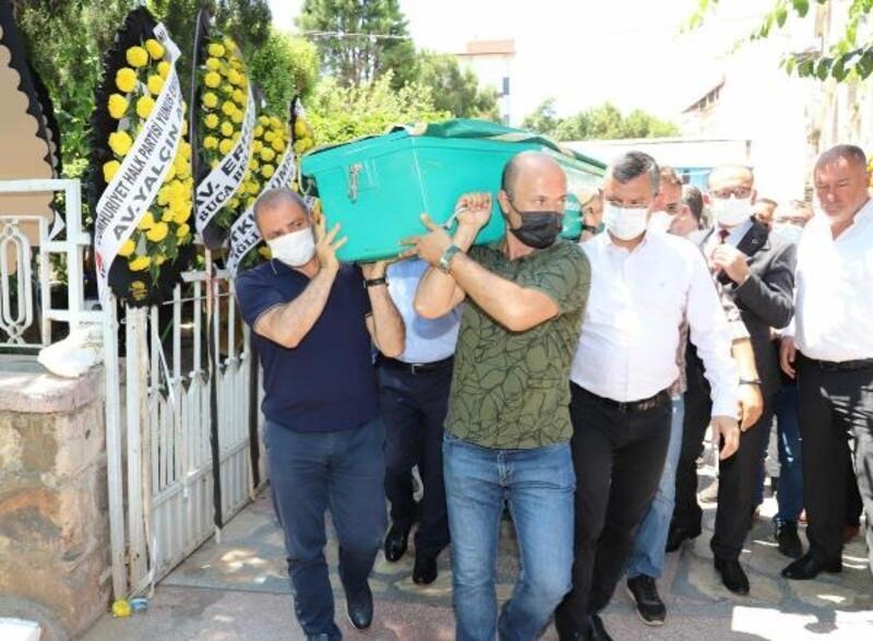 CHP'li Başkan Ahmet Öküzcüoğlu'nun acı günü