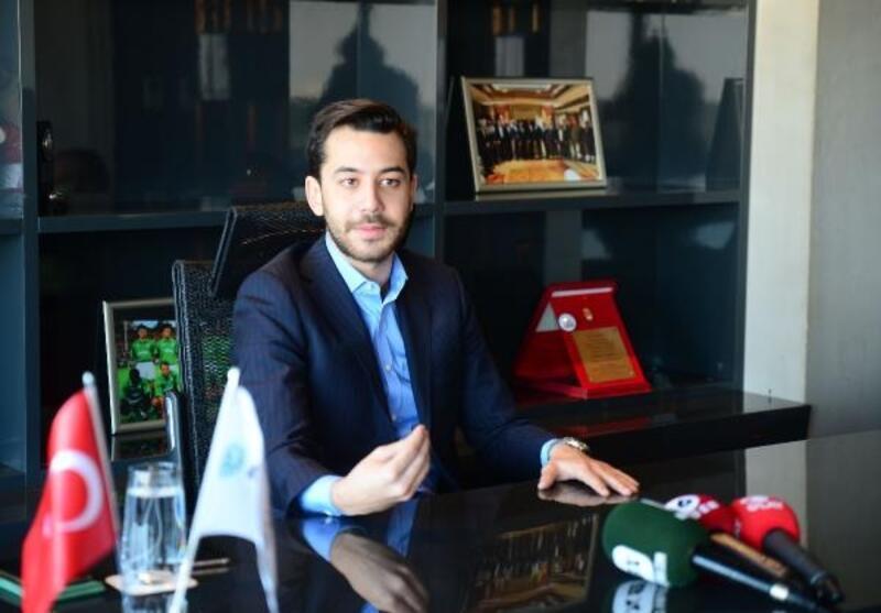 BURSİAD Başkanı Demir'den Bursaspor'a destek