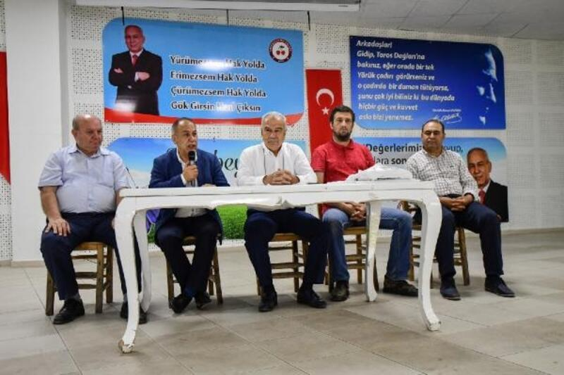 Saimbeyli'de 'Adana'nın Unutulmaya Yüz Tutmuş Yemek Kültürü'tanıtıldı