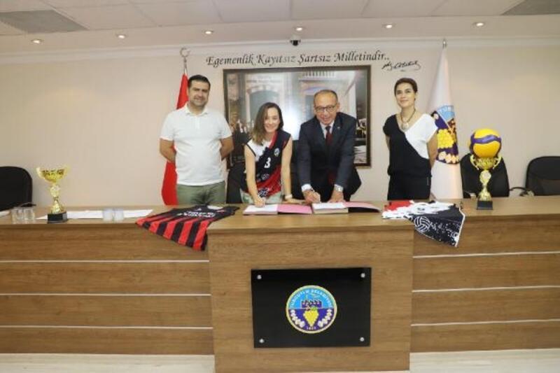 Eda Karaman, Turgutlu Belediyespor ile anlaştı