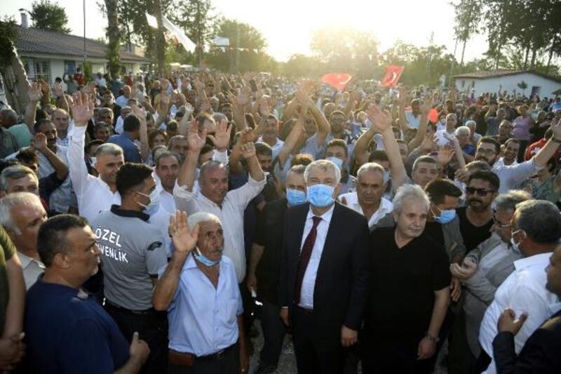 Kozan'da Şehit Süleyman Özcan Parkı, Başkan Karalar'ın katılımıyla açıldı