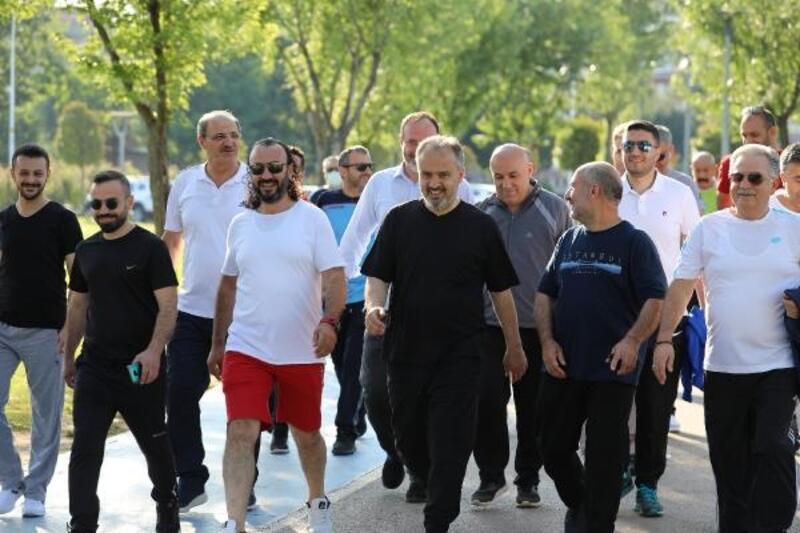 Başkan Aktaş'tan spora davet